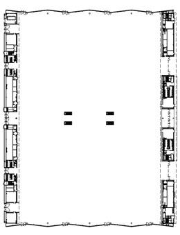 一号馆平面图
