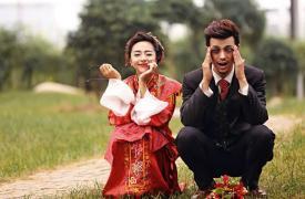 中国婚博会-中西婚纱