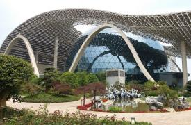 杭州婚博会场地:杭州国际博览中心