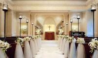 西式婚礼新玩法 新人如何举办一场神圣的教堂婚礼