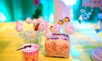 婚宴上的高颜值甜点