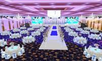 婚宴现场布置图片
