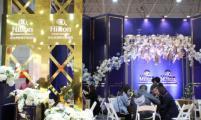 中国婚博会现场都有什么?2天快速搞定婚礼有何诀窍?