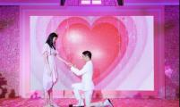 赌王之子求婚名模奚梦瑶,求婚现场细节曝光!