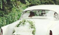 结婚的时候婚车重要还是婚车上面的扎花更重要?你会怎么