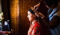 掌握新娘美妆技巧,可让你成为最瞩目的焦点