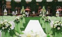 知道这些现场婚宴布置装修技巧,可为你的婚礼大大加分